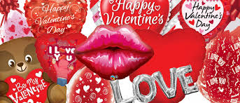 valentines day baloons s day balloons fresh new designs fast shipping