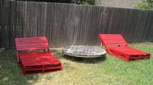 chaise longue palette inspiration pour votre jardin la chaise longue en palette