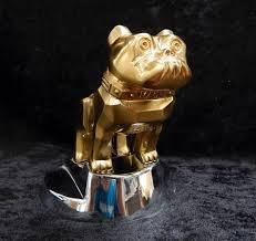 mack truck bulldog ornament paper weight curiosity consignment