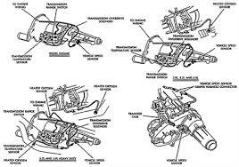 2006 dodge dakota transmission solved 94 dakota 3 9 4wd speedometer odometer and od fixya
