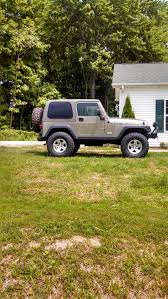 lj jeep lifted skyjacker wrangler 4 in sport lift w shocks tj403bph 03 06