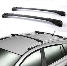 Subaru Forester 2014 Crossbars by Amazon Com Cargo Bars Cargo Management Automotive