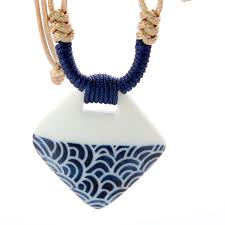 engrave a necklace ceramic knitted wire necklace engrave a