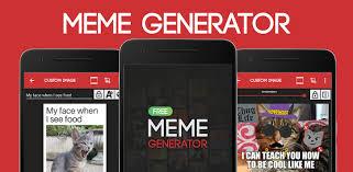 Free Meme Creator - meme generator free by zombodroid 1 app in meme creator