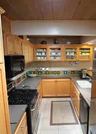 mid century modern kitchen unbelievable mid century modern wood kitchen cabinets storage