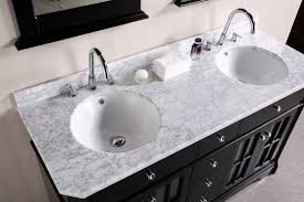 Marble Bathroom Vanity Tops by Gorgeous Bathroom Vanity Tops With Square Sink From Porcelain Wash