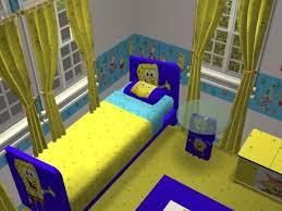 spongebob bedroom mod the sims spongebob squarepants bedroom kenny s yellowbird kid