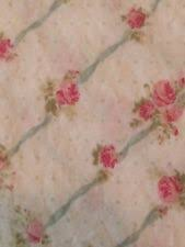 simply shabby chic floral flat sheets ebay