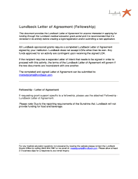 printable agreement letter between two parties fill out