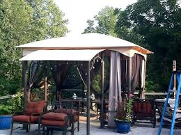 Patio Gazebos Deck Canopies And Gazebos Deck Canopies And Gazebos Canopy