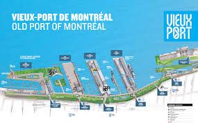 Map Of Montreal Canada by Consultation On The Future Of The Old Port Of Montreal Old Port