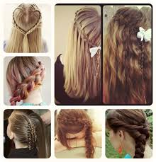 hairstyles for back to school for long hair twist ponytail hairstyles archives vpfashion vpfashion