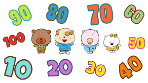count 10 100 count by 10 song the singing walrus youtube