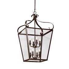 Indoor Lantern Chandelier Lantern Pendant Lights Hanging Lights The Home Depot