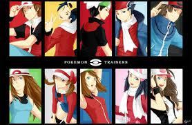 pokemon trainer wallpaper stunning wallpapers pokemon trainer