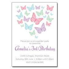 colorful butterflies party invitations the invitation boutique