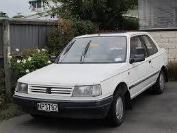 pezo car peugeot 309 wikipedia