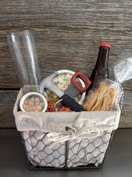 gift baskets for couples 10 diy thank you gift ideas hgtv s decorating design hgtv