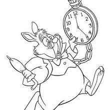alice 18 coloring pages hellokids