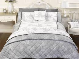 luxury bedding camargue luxury bedding set grey the cosy bedding company