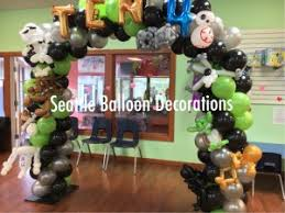 wars balloons delivery wars balloon arch interbay seattle balloon