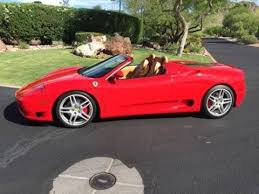 2001 360 spider for sale 360 spider for sale in price ut carsforsale com