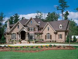 european style homes eplans new american house plan beatuy in the details 4376