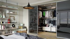 Make A Bedroom Into Walk In Closet 7 Walk In Wardrobe And Dressing Room Ideas Real Homes