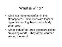 prevailing winds ppt