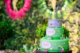 tinkerbell cake kara s party ideas tinkerbell fairy garden birthday party kara s