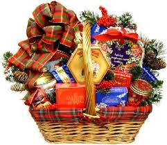 christmas gift baskets fashioned christmas gift basket