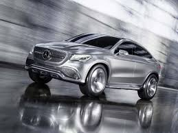 suv benz benz concept coupe suv