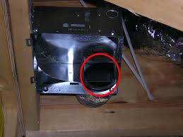 Ductless Bathroom Fan With Light by Bathroom Exhaust Fan Backdraft Damper Bath Fan Terminal