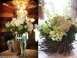 adrena u0027s blog beautiful hydrangea and rose centerpieces wedding
