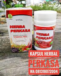 kapsul herba perkasa jfi mandiri herbal store mandiri herbal store