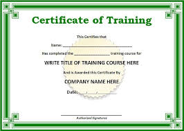 certification templates free award certificate templates word 38