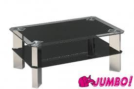 couchtisch wohnzimmer couchtisch wohnzimmer tisch glastisch camino glas schwarz neu ebay