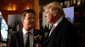 billy bush embroiled in trump tape scandal is suspended from