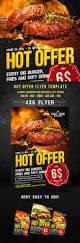 16 best food menu templates images on pinterest flyer template
