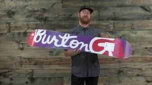 2017 burton genie snowboard review u2013 the house com youtube
