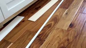 how to install cabinet toe kick base on an unleveled floor youtube