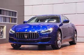 car maserati maserati ghibli facelift revealed with more powerful turbo v6