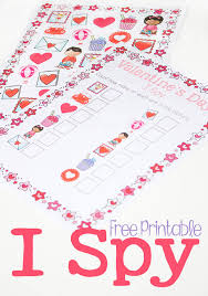 free valentines day i spy printables free homeschool deals