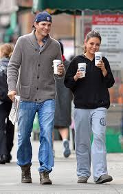 ashton kutcher u0026 mila kunis are finally engaged cafemom