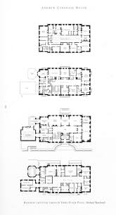 Georgian Floor Plan by The Gilded Age Era Andrew Carnegie U0027s Fifth Avenue Palace Of A Home