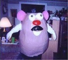 U0026 Potato Head Costume Cool Potato Head Costume Potato Head Costume Potato