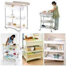Bath Changing Table 6 Feature Packed Baby Changing Units