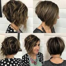 asymetrical ans stacked hairstyles collections of asymmetrical curly bob haircuts cute hairstyles