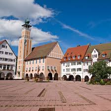 Black Forest Germany Map Travel To Freudenstadt U2013 Heart Of The Black Forest Discover