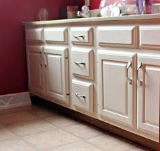 painted bathroom cabinets painted bathroom cabinets a fresh
